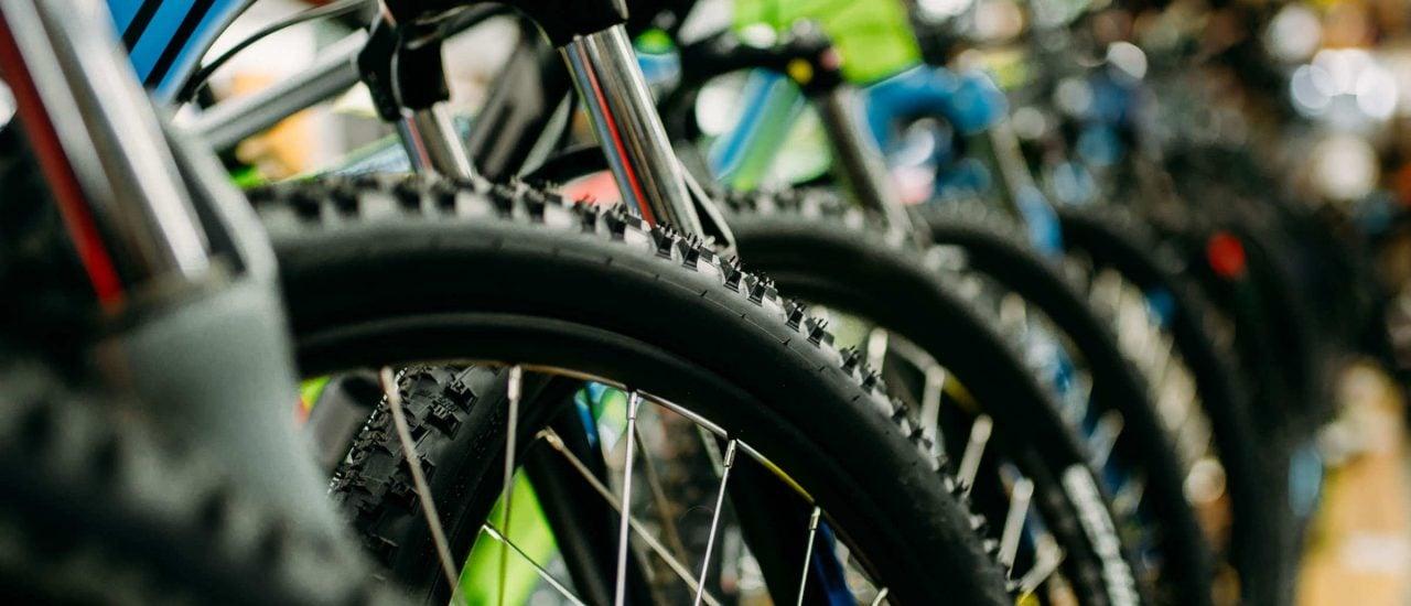 Die Münchner und Münchnerinnen fahren viel Fahrrad. Die Leihräder der Firma Obike sorgen allerdings für Ärger. Foto: shutterstock.com | Nomad Soul