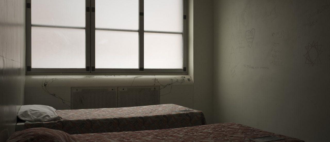 Am Dienstag hat das Bundesverfassungsgericht entschieden, dass Patienten nur noch mit richterlichem Beschluss über einen längeren Zeitraum fixiert werden dürfen. Foto: AFP | Philippe Lopez