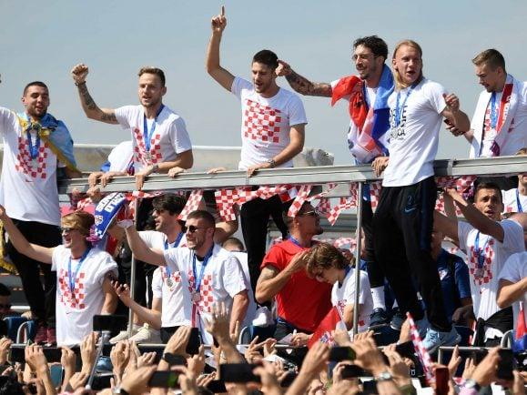 kroatische Nationalmannschaft