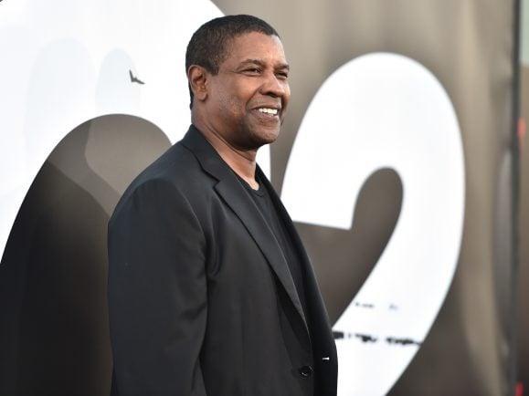 "Denzel Washington bei der Premiere seines Films ""The Equalizer 2"" in Hollywood. Foto: Alberto E. Rodriguez | Getty Images North America / AFP"