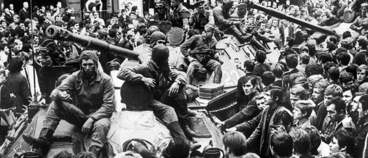 Der Prager Frühling hat Geschichte geschrieben. Martin Schulze Wessel hat diese nun neu erzählt. Foto: Jan Marchal | AFP