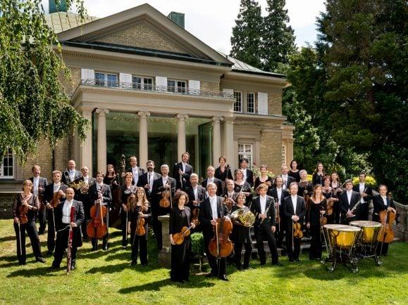 Das Bild zeigt die Deutsche Kammerphilharmonie Bremen.