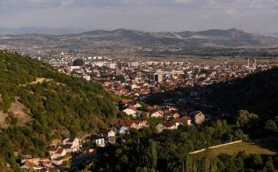 Im Falle eines Gebietstauschs würde die südserbische Region Presevo an den Kosovo gehen. Foto: Armend Nimani | AFP