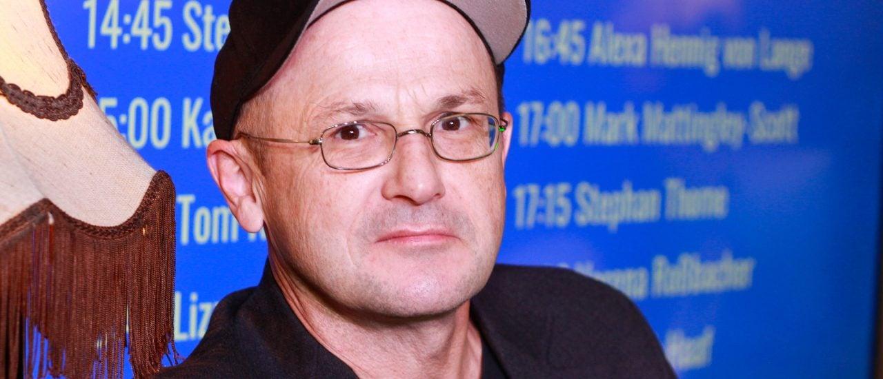 Steffen Mensching hat mit seinem neuen Werk die meisten Kritiker überzeugt. Foto: Kati Zubek | detektor.fm