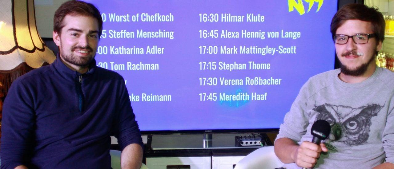 Die Macher von Worst of Chefkoch sprechen über ihre Idee. Foto: Kati Zubek | detektor.fm