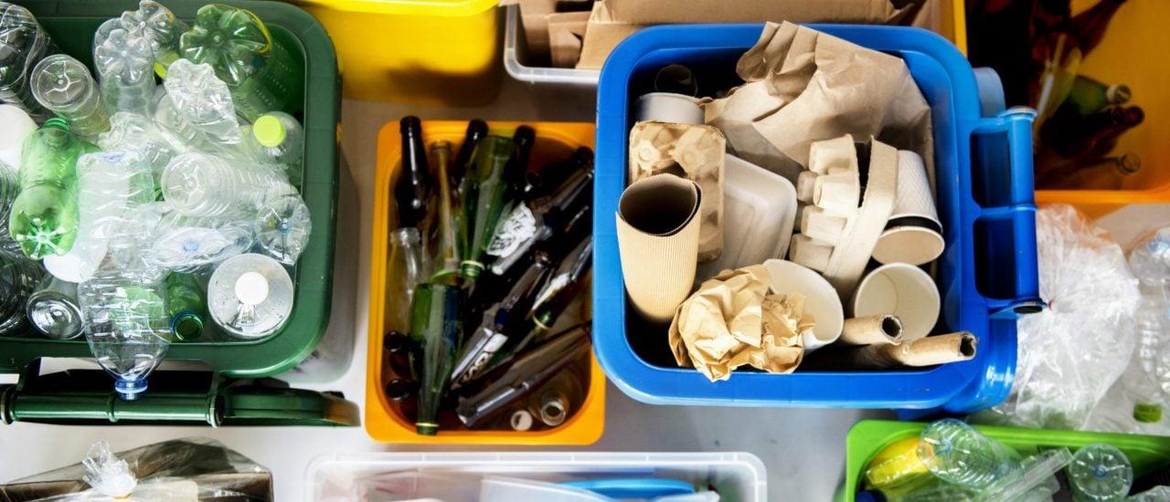 Recycling heißt Reste sortieren. Foto: Rawpixel.com | Shutterstock