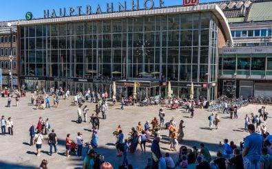 Am Kölner Hauptbahnhof hat es am Montag eine Geiselnahme gegeben. Foto: Roberto La Rosa | shutterstock