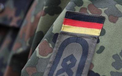 Elitesoldaten der Bundeswehr sind verstrickt in ein rechtes Untergrundnetzwerk. Foto: Christof Stache | AFP
