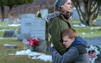 "Julia Roberts und Lucas Hedges spielen Mutter und Sohn in ""Ben is Back"". Foto: 