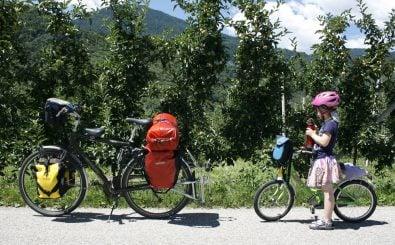 Ragna unterwegs nach Trento. Foto: David Sachert | privat