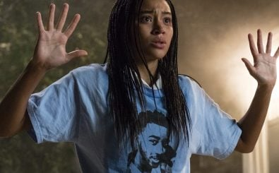 "Amandla Stenberg als Starr in ""The Hate U Give"". Foto 