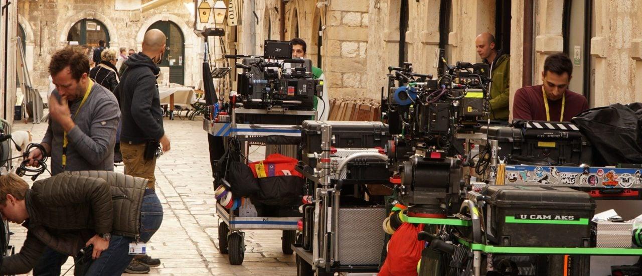 Auch bei Film- und Fernsehen spielt Nachhaltigkeit eine immer größere Rolle. Deshalb ist es wichtig, am Set auf eine sogenannte grüne Produktion zu achten. Foto: Chrisontour84 | shutterstock.com