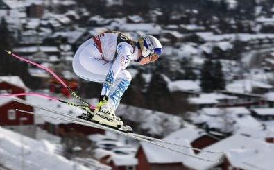 Lindsey Vonn beendet ihre Karriere. Foto: Fabrice Coffrini | AFP