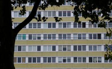 Der soziale Wohnungsbau in Deutschland hinkt hinterher. Foto: Tobias Schwarz | AFP