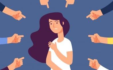 Mobbing ist nicht nur für Kinder ein schlimmes Schicksal. Auch Erwachsene haben damit zu kämpfen. Bild: MicroOne | shutterstock.com