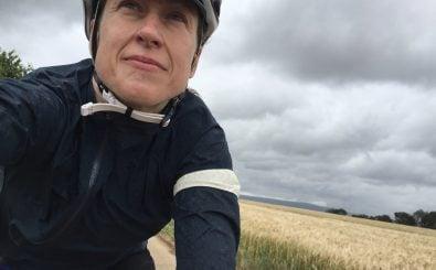Nicole hat 2019 ein reizvolles Ziel vor Augen: Die Langstreckenfahrt Paris-Brest-Paris. Foto: Nicole | privat