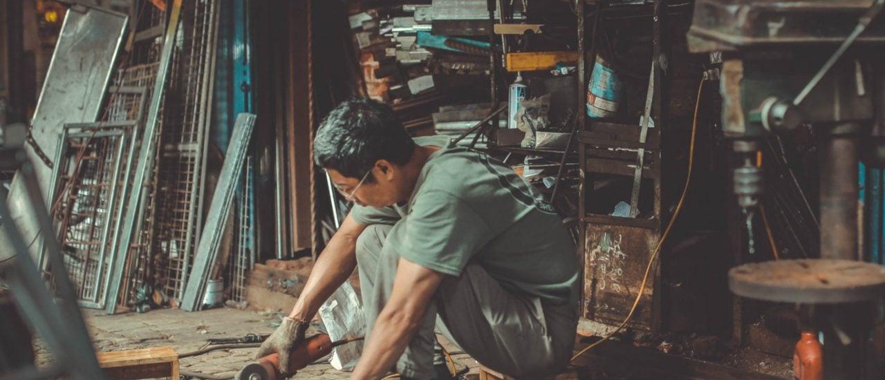 Die Digitalisierung spielt eine immer wichtigere Rolle im Handwerk. Foto: Vu M. Khuee | Unsplash