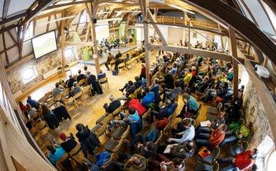 DAV Fachsymposium Mountainbike, Zentrum für Umwelt und Kultur Benediktbeuern, 15.-16.12.2018. Foto: Marco Kost | DAV