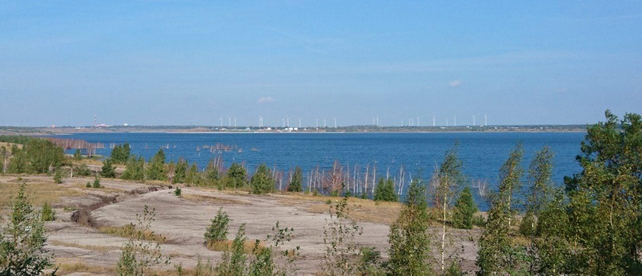 In der Lausitz wird heute keine Braunkohle mehr abgebaut. Seit 1990 wird das Gebiet saniert. Foto: Eva Morlang | detektor.fm