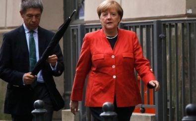 Angela Merkel und Ehemann Joachim Sauer. Foto: 306b | Shutterstock