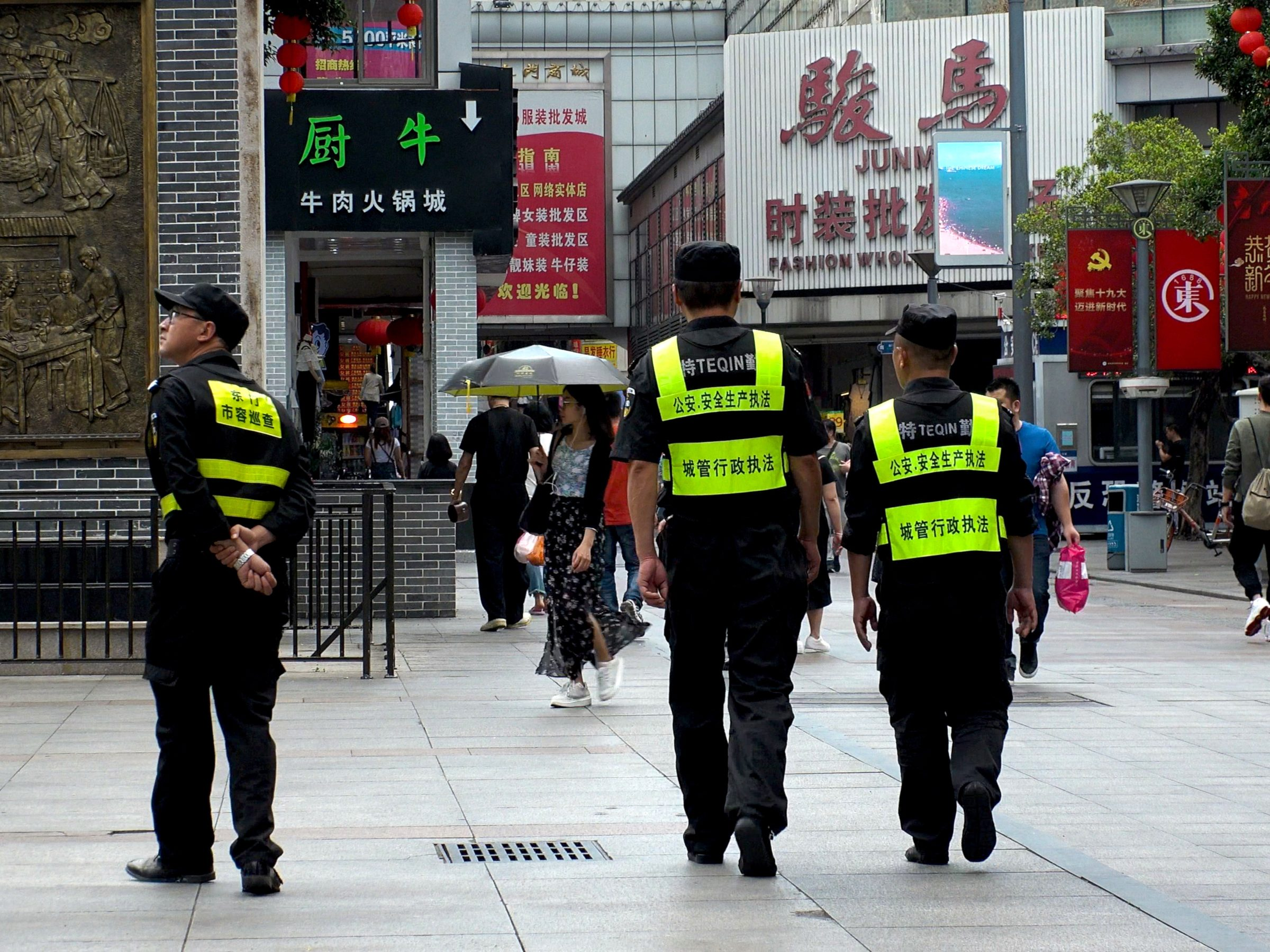 "China überwacht per App – ""In Xinjiang ist der totale Überwachungsstaat fast perfekt"""
