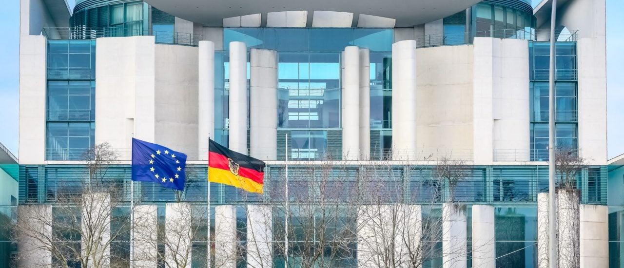 Lobbyisten haben häufig hochrangige Kontakte und treffen auch die Kanzlerin im Bundeskanzleramt. Foto: Ugis Riba | shutterstock