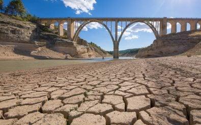 Ausgetrocknete Flüsse und steigende Temperaturen. Muss die EU mehr tun? Foto: Quintanilla / shutterstock.com
