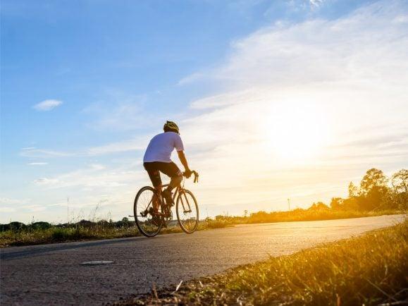 Fahrrad Radschnellweg