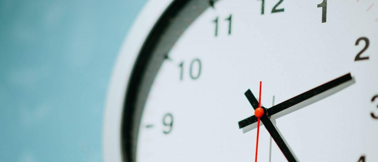 Ist ein Leben ohne Uhrzeit möglich? Foto: chuttersnap | unsplash