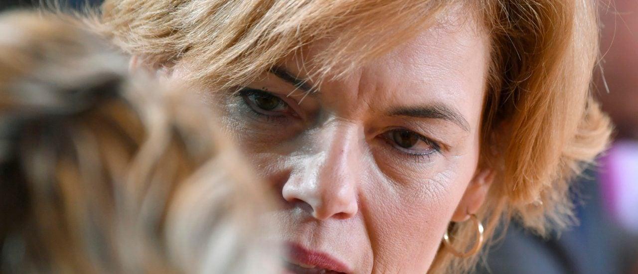 Julia Klöckner sorgt derzeit auf Twitter für Aufregung. Foto: John Macdougall | AFP