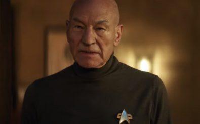 Die neue Serie Star Trek Picard läuft mit altbekannte Charakteren wie Jean-Luc Picard ab 2020 auf Amazon Prime. Foto: Screenshot | Youtube