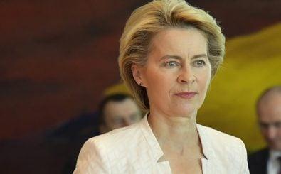 Die aktuelle Verteidigungsministerin Ursula von der Leyen soll künftige EU-Kommissionspräsidentin werden. Foto: Tobias Schwarz | AFP