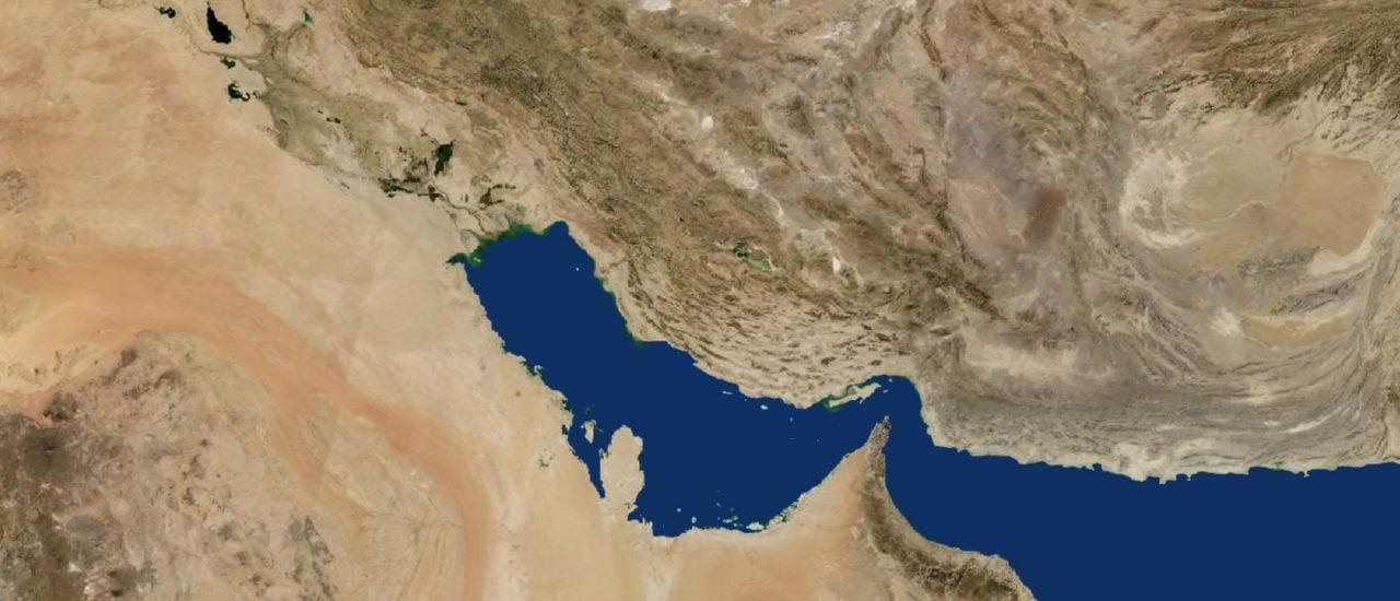 Die Straße von Hormus im persischen Golf ist eine der wichtigsten Handelsseestraßen der Welt. Foto: Abdullah Allsabahi | shutterstock