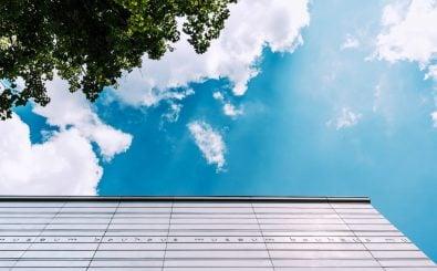 Außenaufnahme des Bauhausmuseums in Weimar. Pressefoto: Klassik Stiftung Weimar / Alexander Burzik Alexander Burzik | Klassik Stiftung Weimar