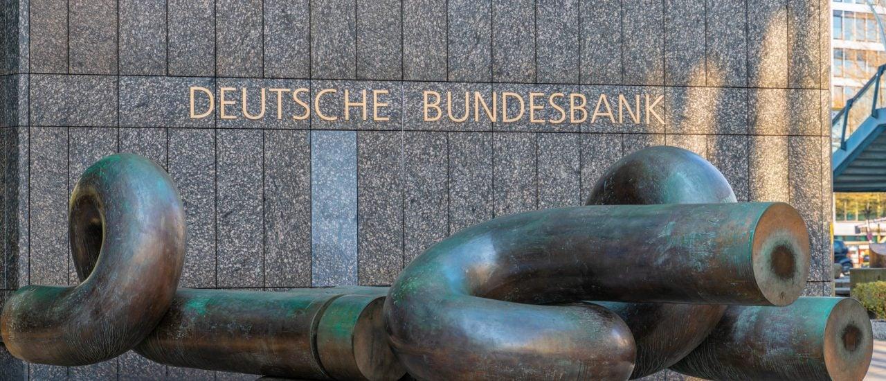 Die Deutsche Bundesbank in Hamburg. Foto: bonoc | shutterstock.com