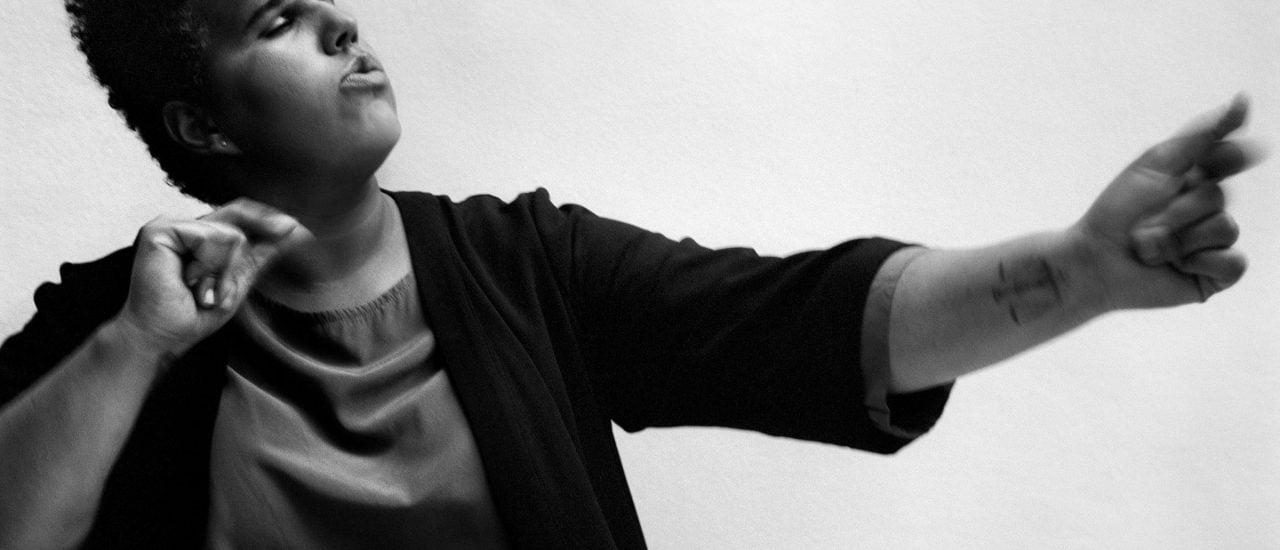 Groovt mit Soul und Gospel auf ihrem Solodebüt – Alabama-Shakes-Sängerin Brittany Howard. Foto: Danny Clinch
