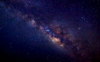 Das schwarze Loch in der Milchstraße ist so aktiv wie nie zuvor. Bild: sripfoto | Shutterstock