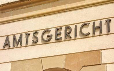 Die Richterinnen und Richter in Deutschland sind unabhängig. Foto: Aldorado / shutterstock.com