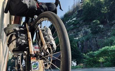 Wie kommen die Punkte auf den Reifen? Jan Heine erklärt es uns. Bild: Gerolf Meyer