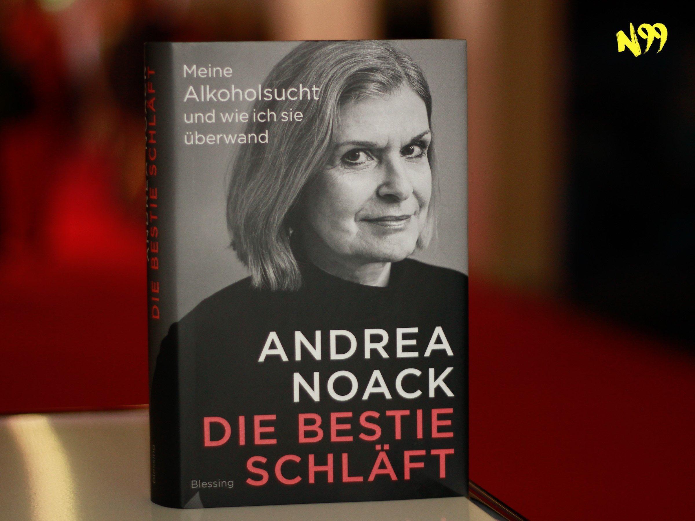 "N99 | Andrea Noack über Alkoholsucht – ""Ich habe ein völlig normales Leben"" | detektor.fm"