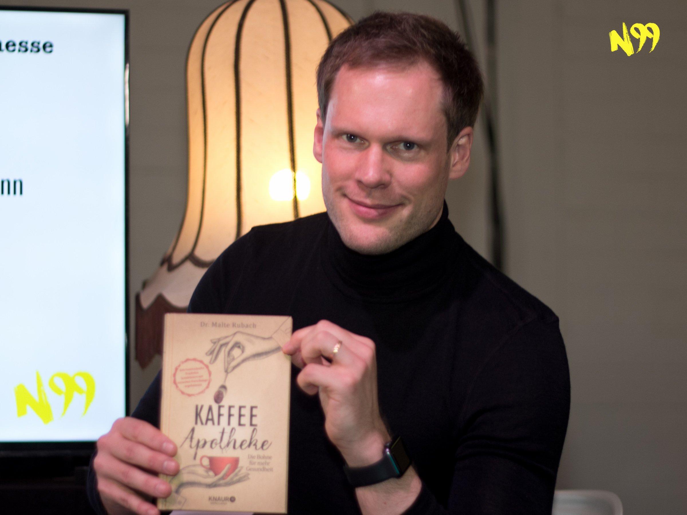 "N99   Malte Rubach über Kaffee – ""Aroma ist etwas kontraproduktiv""   detektor.fm"