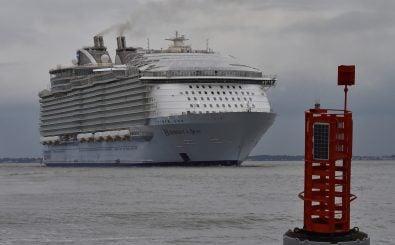 Trotz fragwürdiger Umweltbilanz boomt die Kreuzfahrtindustrie. Foto: Loic Venance | AFP