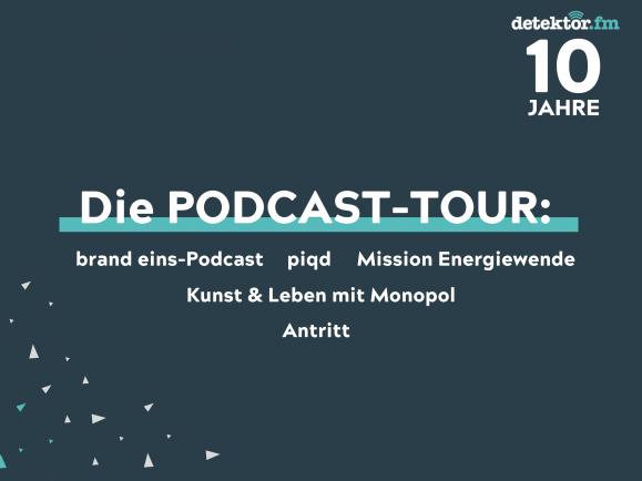 Podcast-Tour