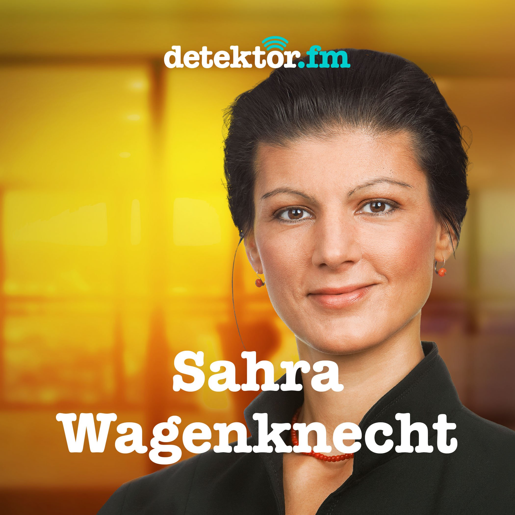 """Sahra Wagenknecht – """"Manche Politiker lassen sich den Hintern vergolden"""""""