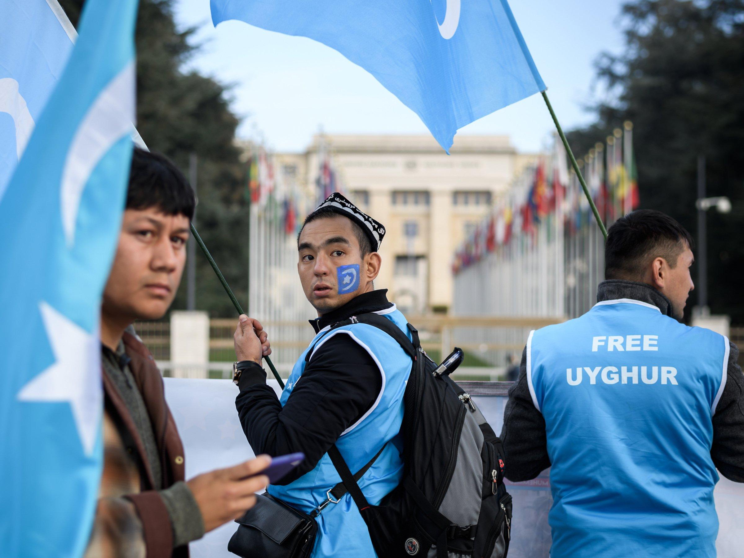 China Uiguren