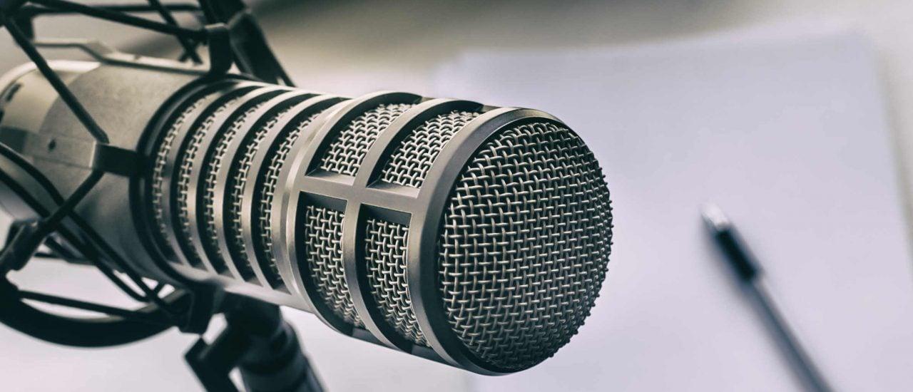Podcasts sind beliebter als je zu vor und ein Ende des Hype ist nicht in Sicht. Foto: radioshoot | shutterstock