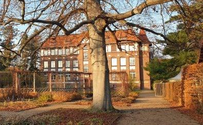 Die ehemalige königliche Gartenakademie Berlin-Dahlem. Foto: Heike Sicconi | gartenradio.fm