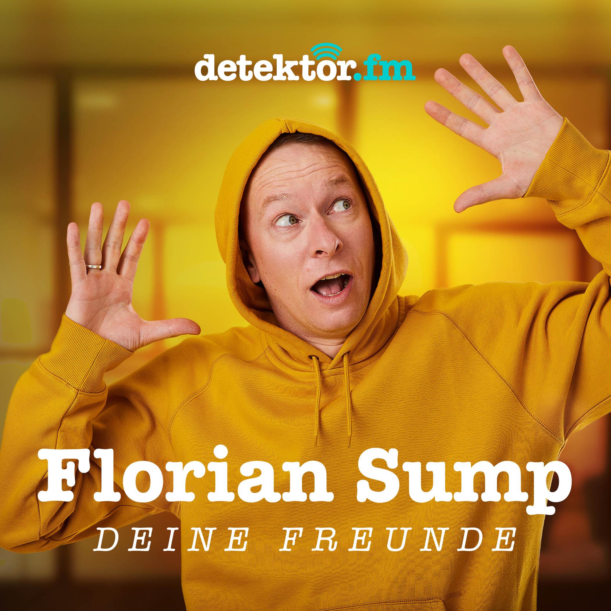 Florian Sump – Echt-Drummer, Wurstverkäufer, Star für Kinder