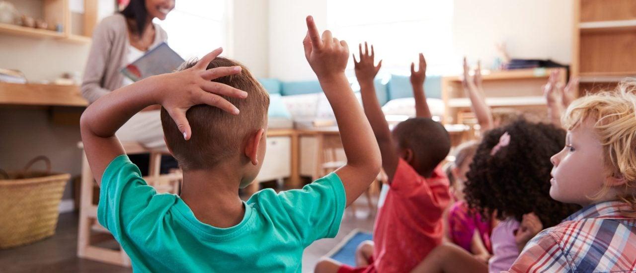 Für die meisten Kinder in Deutschland entscheidet sich bereits nach der vierten Klasse, welche höhere Schule sie besuchen. Foto: Monkey Business | shutterstock.com