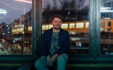 Die vierte Staffel der RadioPoeten mit Christian Ritter und seinem Aprilspaziergang. Foto: Kerstin Musl